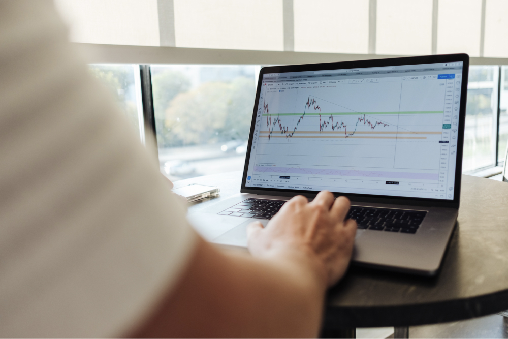 A good charting package is essential for investing analysis.