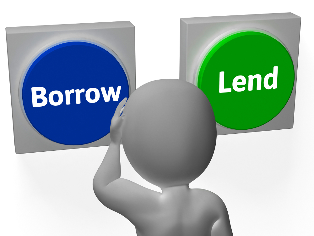 Can borrowing money be beneficial for us?